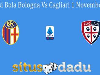 Prediksi Bola Bologna Vs Cagliari 1 November 2020
