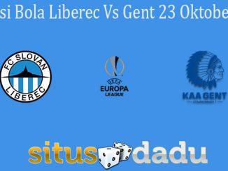 Prediksi Bola Liberec Vs Gent 23 Oktober 2020
