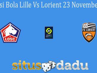 Prediksi Bola Lille Vs Lorient 23 November 2020