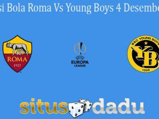 Prediksi Bola Roma Vs Young Boys 4 Desember 2020