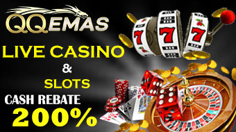 live casino & slot QQemas