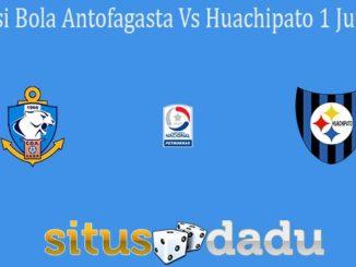 Prediksi Bola Antofagasta Vs Huachipato 1 Juni 2021
