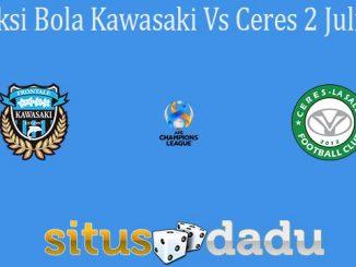 Prediksi Bola Kawasaki Vs Ceres 2 Juli 2021