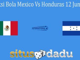 Prediksi Bola Mexico Vs Honduras 12 Juni 2021