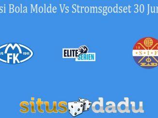 Prediksi Bola Molde Vs Stromsgodset 30 Juni 2021