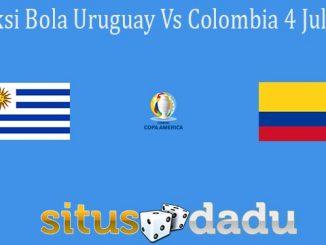 Prediksi Bola Uruguay Vs Colombia 4 Juli 2021