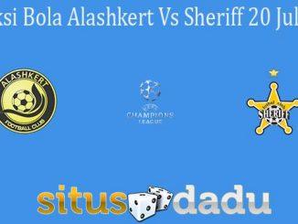 Prediksi Bola Alashkert Vs Sheriff 20 Juli 2021