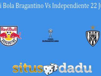 Prediksi Bola Bragantino Vs Independiente 22 Juli 2021
