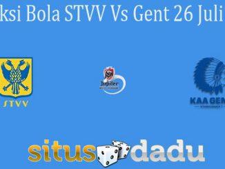 Prediksi Bola STVV Vs Gent 26 Juli 2021