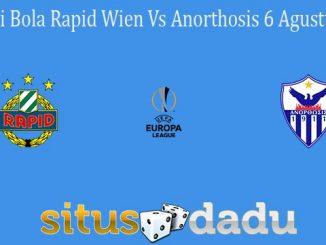 Prediksi Bola Rapid Wien Vs Anorthosis 6 Agustus 2021