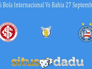 Prediksi Bola Internacional Vs Bahia 27 September 2021